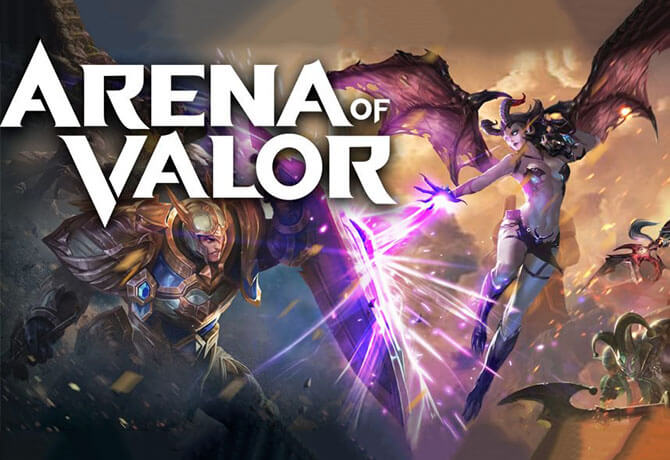 Arena of Valor 5v5 Arena
