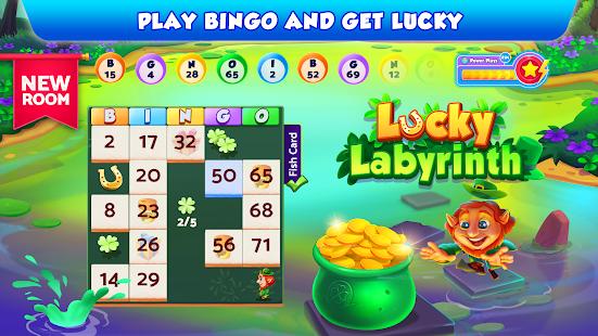 Bingo Bash: Live Bingo Games & Free Slots By GSN PC