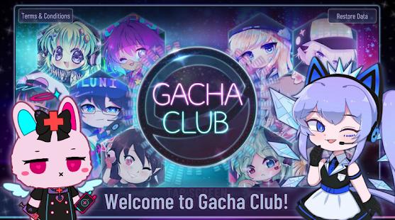 Gacha Club PC