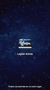 Legión Anime Tema Oscuro PC