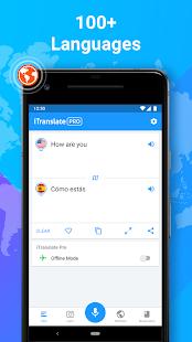 iTranslate Translator & Dictionary PC