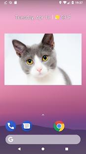 Photo widget PC