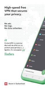 ProtonVPN——安全的免費 VPN電腦版