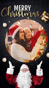 Christmas photo frames 2020 Christmas photo editor PC