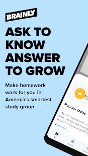 Brainly – The Homework App电脑版