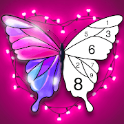 Tap Color Lite - Color by Number& Paint by Numbers PC