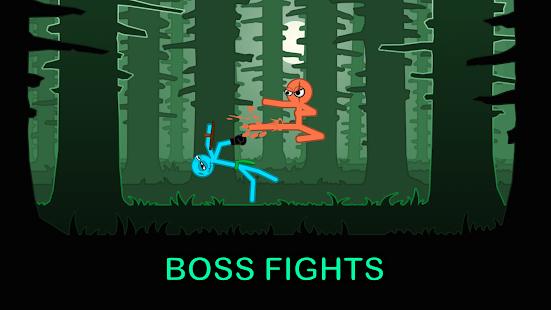 Slapstick Fighter - Stickman Ragdoll Fighting Game电脑版