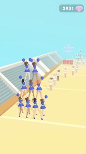 Cheerleader Run 3D