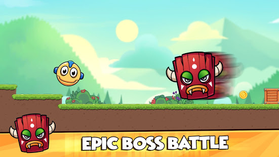 Red Ball 2021- Roller Ball: Bounce Ball Heroes PC