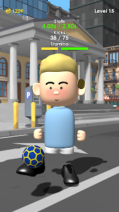 The Real Juggle - Pro Freestyle Soccer PC