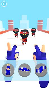 Ninja Hands الحاسوب