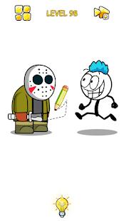 Troll Master - Draw One Part - Brain Test PC