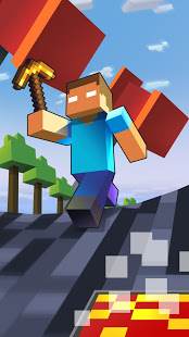 Craft Runner - Miner Rush: Building and Crafting PC