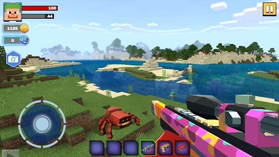Fire Craft: 3D Pixel World PC