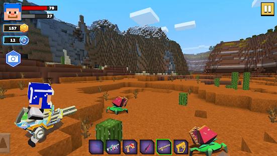 Fire Craft: 3D Pixel World電腦版