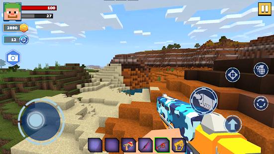 Fire Craft: 3D Pixel World电脑版