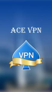 Ace VPN - A Fast, Unlimited Free VPN  Proxy الحاسوب