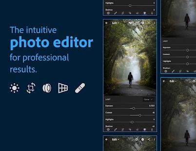 Adobe Lightroom - Photo Editor PC
