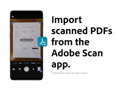 Adobe Acrobat Reader for PDF PC