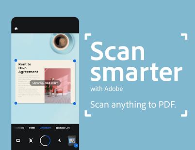 Adobe Scan: PDF Scanner with OCR, PDF Creator PC