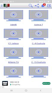 Tv México en Directo PC