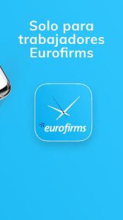 Control Horario Eurofirms PC
