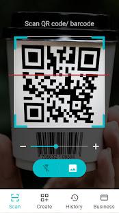 QR Code Scanner - Gratuit lecteur de code QR PC