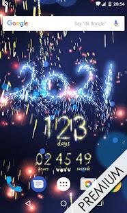 New Year 2020 countdown PC