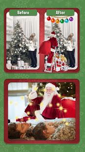 산타 클로스와 당신의 셀카 - 크리스마스 농담 PC