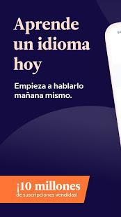 Babbel: aprende inglés, español y otros idiomas PC