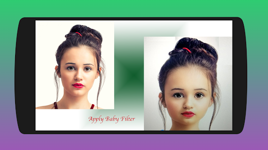 Baby Filter : Baby Photo PC