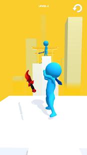 Sword Play! Ninja Slice Runner 3D الحاسوب