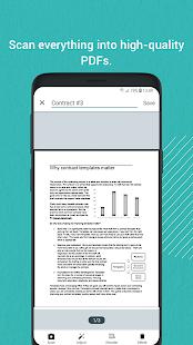 bScanner - Brilliant PDF Scanner App PC