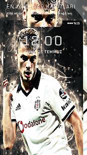Beşiktaş için Duvar Kağıtları 4K HD PC