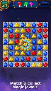 Jewels Magic: Mystery Match3 PC