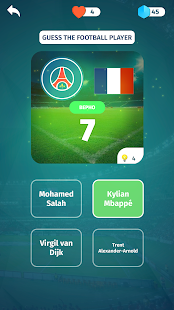Football Quiz - Guess players, clubs, leagues para PC
