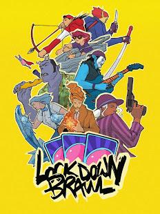 Lockdown Brawl: Battle Royale Card Duel Arena CCG ПК