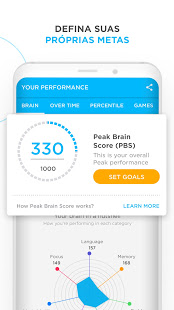Peak - Treinamento Cerebral para PC