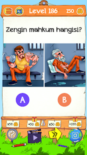 Braindom 2: Kim kimdir? Imkansız zekâ oyunları PC