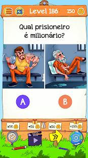 Braindom 2: Quem é ? Mestre de Enigmas Jogo Mental para PC