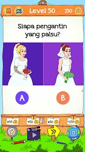 Braindom 2: Siapa? Teka Teki Permainan Pikiran PC