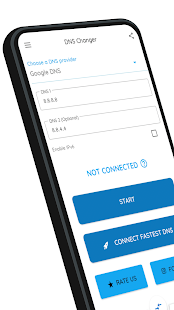 DNS Changer | Mobile Data & WiFi | IPv4 & IPv6电脑版