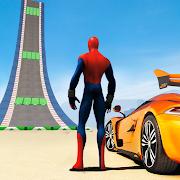Superhero Car Stunts - Racing Car Games ПК