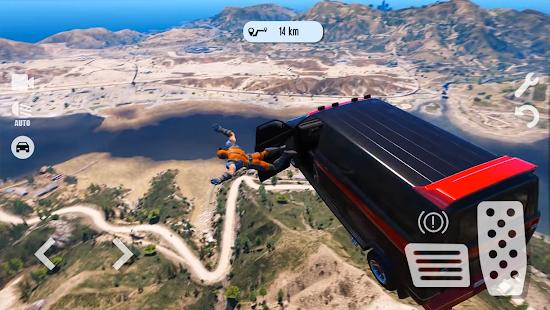 Superhero Car Stunts - Racing Car Games PC