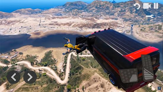 Superhero Car Stunts - Racing Car Games電腦版