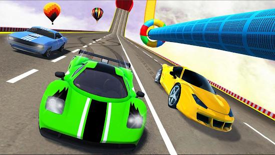 Car Stunt Racing - Mega Ramp Car Jumping ПК