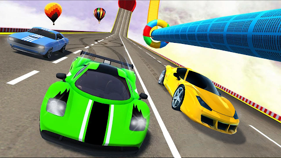 Car Stunt Racing - Mega Ramp Car Jumping para PC