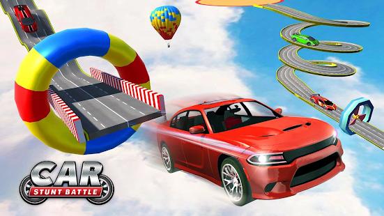 Car Stunt Racing - Mega Ramp Car Jumping PC