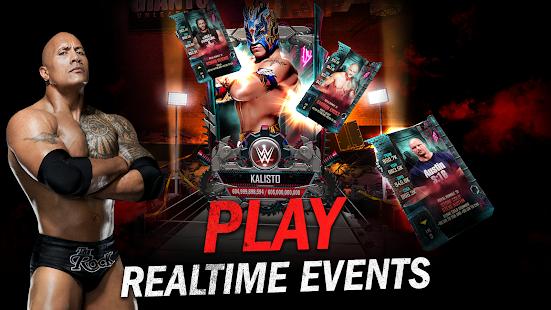 WWE SuperCard – Multiplayer Card Battle Game电脑版