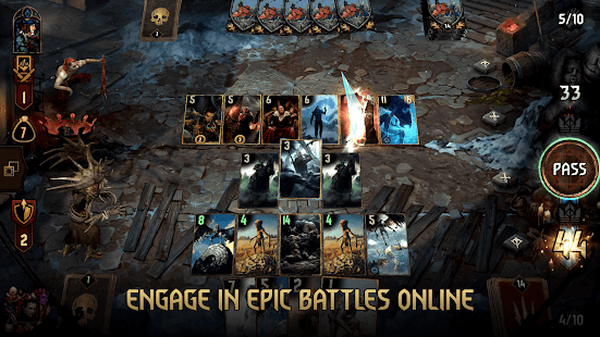 GWENT: The Witcher Card Game PC
